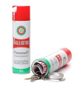 Geldverstecke Ballistol Dosentresor