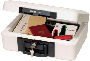 Dokumentenkassette kaufen Sentry Safe 1160 Firesafe DIN A4