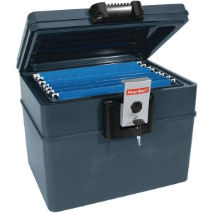 Dokumentenkassette kaufen First Alert Dokumentenbox Geldkassette